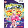 Pop'n Music Wii Lacrado Mídia Física Pronta Entrega