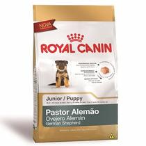 Ração Royal Canin Junior Cães Filhotes Pastor Alemão 12 Kg