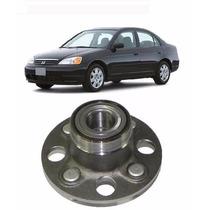 Cubo Rolamento Traseiro Honda Civic Ex Lx 2001 A 2005 S/ Abs