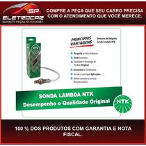 Sonda Lambda Ntk Fiat Siena 1.6 8v Spi Gasolina 97 Em Diante