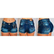 Short Jeans Feminino Customizado