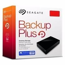 Hd Externo 8tb Seagate Backup Plus Usb 3.0 Desktop 8000gb