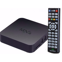 Smart Tv Ott Box Android Tv Quad Core Mxq Netflix Youtube