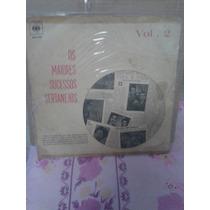 Vendo Lp - Coletânea Os Maiores Sucessos Sertanejos - Vol 2