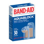 Curativo Band Aid Aquablock Com 30 Unidades