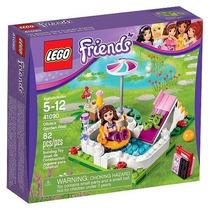 Lego Friends Olivias Garden Pool 41090