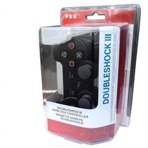 Controle Wireless Sem Fio Playstation 3 Dualshock Ps3 + Cabo