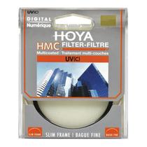 Filtro Uv 58mm Hoya P/ Lentes Canon Nikon