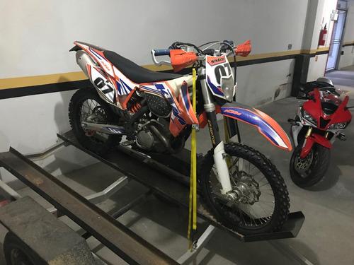 KTM EXC 250 CC 2012 MOTO DE TRILHA N É CRF 230 KAWASAKI