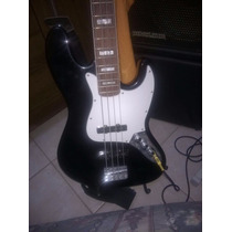 Contra Baixo Squier By Fender Jazz Bass - Classic Vibe