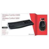 Kit 5000teclado Mouse Microsoft Wireless Comfort Desktop