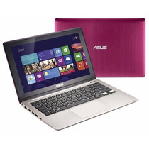 Notebook Asus S200e-ct364h Rosa Intel I3 2gb Ram 500gb Hd