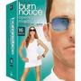 Burn Notice Operação Miami 1ª A 4ª Temp Box C/ 16 Dvds Novo
