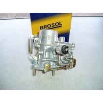 Carburador Do Fusca E Kombi Original Brosol 1500/1600