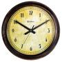 Relógio De Parede Envelhecido Velho Retrô Herweg