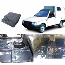 Tapete Carpete Vinil Verniz Fiat Fiorino 1984 A 1995 Todos