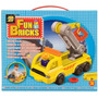 Bricks Caminhão De Brinquedo - Diamant Crescimento Do Diver