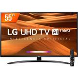 Smart Tv Led Pro 55'' Ultra Hd 4k Lg 55um 761 4 Hdmi 2 Usb