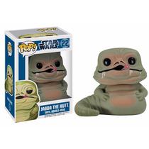 Star Wars Jabba The Hutt Boneco Pop Funko
