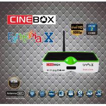 Cinebox Fantasia X Dual 3d