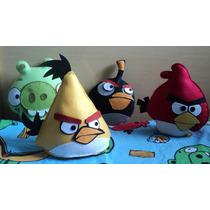Centro De Mesa E/ou Enfeites Para Mesa Principal Angry Birds