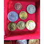 Numismática - Coleção Moedas Antigas Sortidas Brasil E Mundo