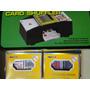 Aqui Embaralhador Eletronico Poker + 04 Baralhos De Plastico