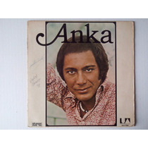 Lp Paul Anka - Capa Dupla 1974