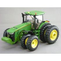 Miniatura Trator John Deere 8360 R Escala 1/32 Ertl Duplado
