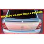 Aerofólio Astra Hatch Mod.original Até 2012 Cor Prata Novo