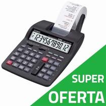 Calculadora De Mesa Casio Com Impressão Hr-100tm P Entrega