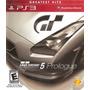 Jogo Ps3 Gran Turismo 5 Prologue Greatest Hits Original