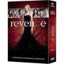 Dvd Revenge - 1a. Temporada Box Com 5 Dvds