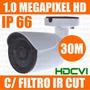 Camera Hdcvi Infra 30 Metros Hd 720p Compativel C/ Intelbras
