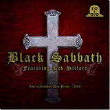 Black Sabbath-featuring Rob Halford 2004(cd+dvd)