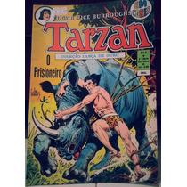 Gibi - Tarzan, Coleção De Lança De Ouro Ebal Nº 2 Colorida