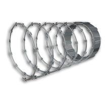 Rolo Cerca De Ouriço/concertina 30cm - Faz Até 10 Metros