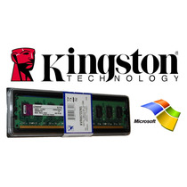 Memória Kingston Ddr2 2gb 800mhz Cl6 Pc2-6400