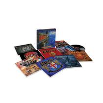 Box Saxon - Eagles & Dragons 1991-2009 (9 Lp