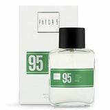 Perfume Fator 5 N° 95 - Fator 5 Cosméticos 60ml