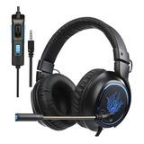 Fone Headset Gamer Microfone Play 4 Ps4 Xbox Pc Celular F25