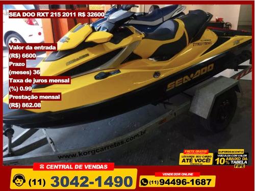 SEA DOO RXT 215