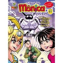 Revista Turma Da Monica Jovem Numero 08 Nova Lacrada