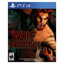 Jogo The Wolf Among Us - Ps4 Telltale