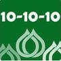 Adubo Fertilizante 10-10-10 Npk Equilibrado 5 Kg Cobertura