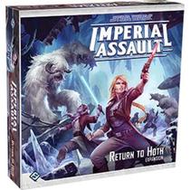 Return To Hoth - Expansão Star Wars Imperial Assault Ffg
