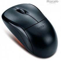 Mouse Óptico S/ Fio Genius Ns-6000 2.4ghz Preto Envio Grátis