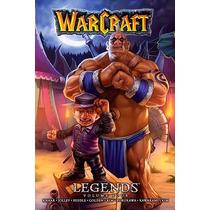 Novo Mangá Original Warcraft Lendas Volume 4 Em Português