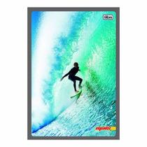 Caderno Flex 10 Matérias 200 Folhas Mais+ Surf Tilibra