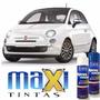 Tinta Spray Na Cor Do Carro Fiat Branco Caldo + Verniz 300ml